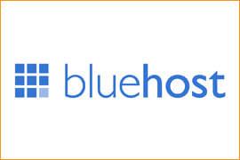 Patrocínio Corcovado: BlueHost